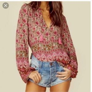 Spell and the Gypsy Collective Spice Kombi Blouse